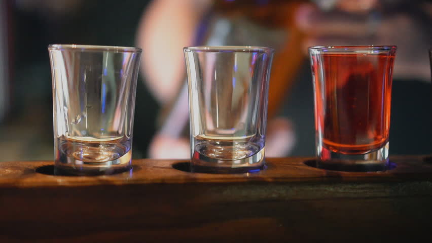 Bar Shot Glasses