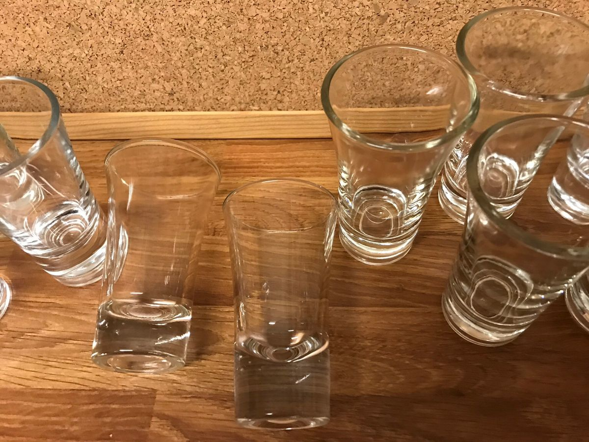 Large Shot Glasses