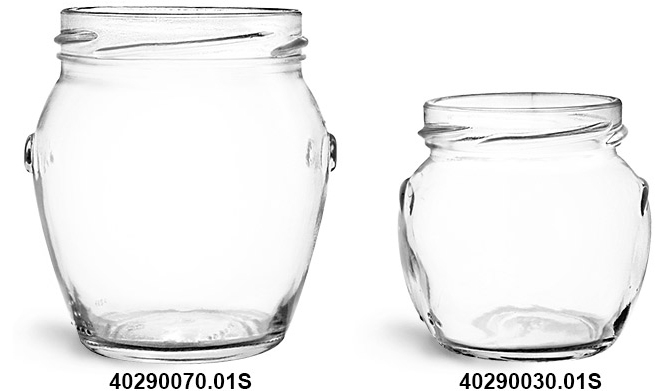 Bulk Honey Jars