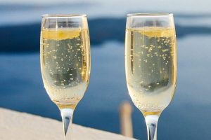 Champagne or Sparkling Wine Glasses
