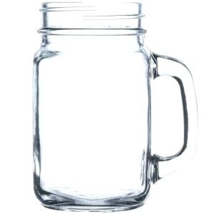 Mason Jars Mugs With Handles