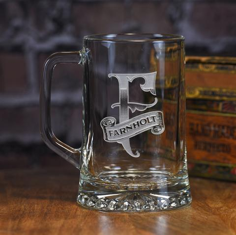 Personalized Beer/Mugs Glasses