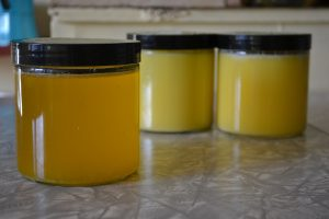 Large Ghee Jars