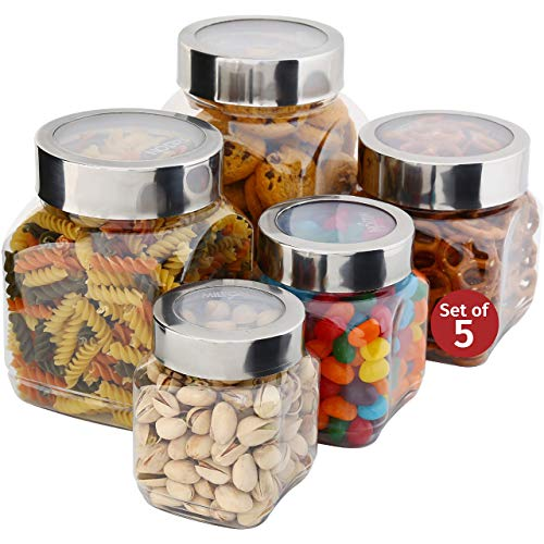 Glass Jar Sets